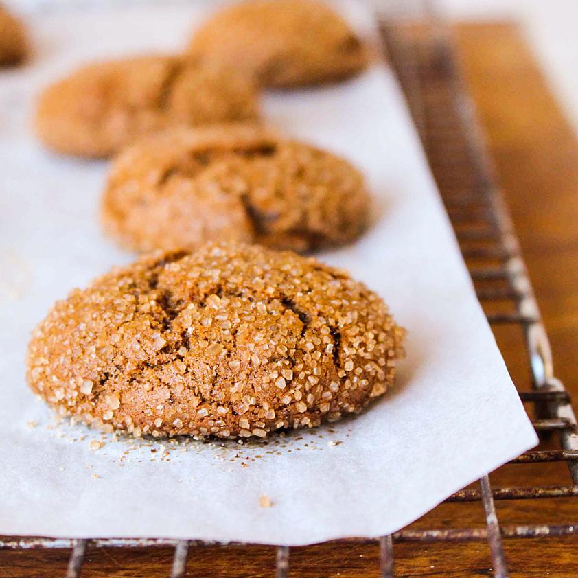 <p>このレシピでは、同じクッキーの50%のバターの量とモラセスの代わりにプルーンピューレを使います。その結果、やみ […]</p>